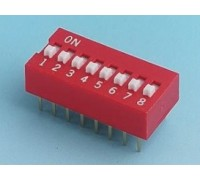 DIL Switch - 8 Position