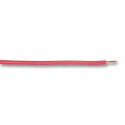 Power Cable 24A Red