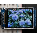 "2.2"" 18-bit color TFT LCD display with microSD - ILI9340"