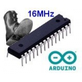 ATmega328 with Arduino 16MHz Bootloader