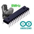 ATmega328 with Arduino 8MHz Bootloader