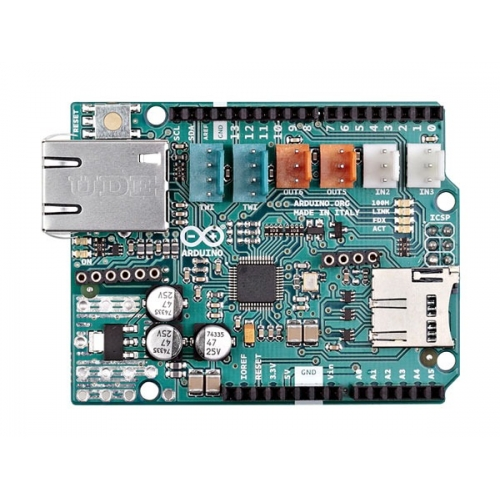 Arduino ethernet shield a