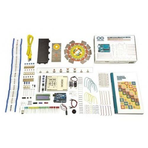 Arduino starter kit including uno board k