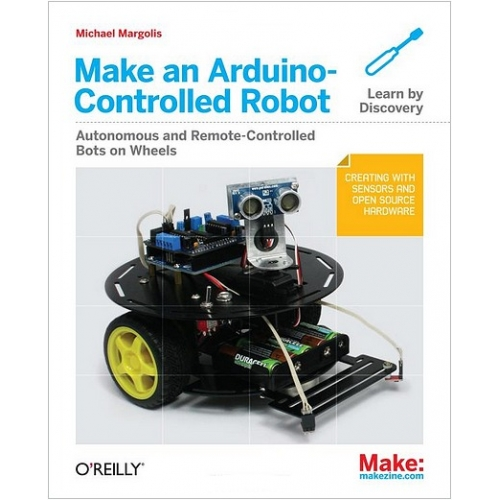 Make an arduino controlled robot projects