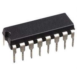 Texas Instruments 74HC4050 Hex Non-Inverting Buffer (DIP)