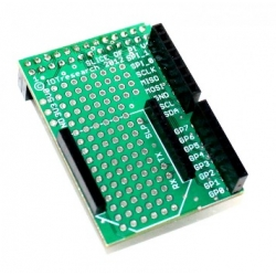 Ciseco Slice of Pi - Raspberry Pi Add-on Prototyping board