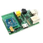 Slice of Pi - Raspberry Pi Add-on Prototyping board