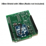 Xbee/XRF Shield for Arduino