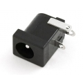 DC Barrel Power Jack Socket 5.5mm/2.1mm