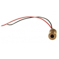 6mm 5mW Red Laser Module
