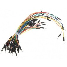 Jumper Wires Premium Pack of 65 - various lengths