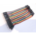 Jumper Wires - Male/Female 10cm (40 pack)
