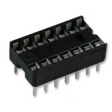 14 Pin DIL IC Socket (pack 10)