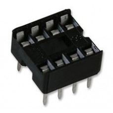 8 Pin DIL IC Socket (pack 10)