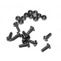 Nuts and Bolts M2 x 6 (pack 10)