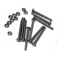 Nuts and Bolts M3 x 30 (pack 10)
