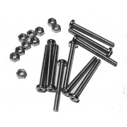 HobbyTronics Nuts and Bolts M3 x 30 (pack 10)