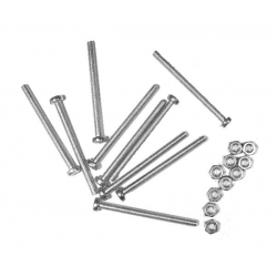 HobbyTronics Nuts and Bolts M3 x 40 (pack 10)