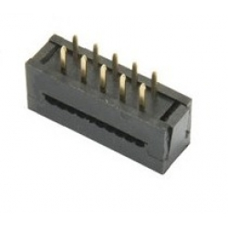Breadboard Ribbon Connector (2x5, Male Pins)
