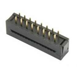 Breadboard Ribbon Connector (2x8, Male Pins)