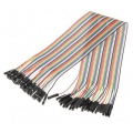 Ribbon Cable Jumper Wires Female 40