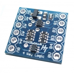 HobbyTronics 4-Way Bi-directional Logic Level Converter V2