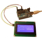 LCD Backpack - I2C
