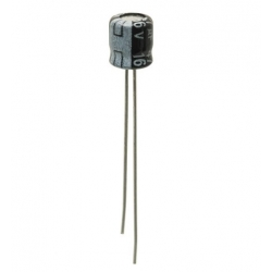 47uF 16V Miniature Electrolytic Capacitor
