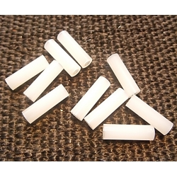 HobbyTronics Nylon Spacer: 14mm (10-Pack)