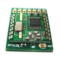 RFM12B-SP Wireless Transceiver Breakout Board