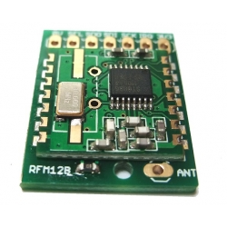 HobbyTronics RFM12B-SP Wireless Transceiver Breakout Board