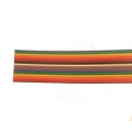 16 way Rainbow Ribbon Cable