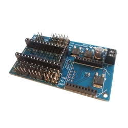 HobbyTronics Teensy Robot Controller Board Kit