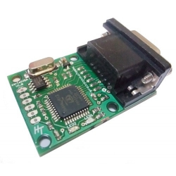 HobbyTronics Serial VGA Monitor Driver board
