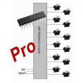 12 Channel Servo*PRO Controller IC
