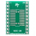 HT SOIC to DIP Adapter 20-Pin