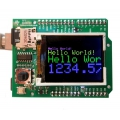 Arduino Colour TFT Shield
