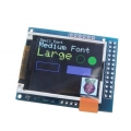 Serial Graphic TFT Display 1.8in