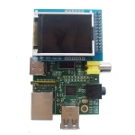 Serial Graphic TFT Display 1.8in - KIT
