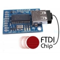 USB Host Board - FTDI Serial Driver