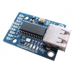 HobbyTronics USB Host Controller Board V2.4 - KIT (unassembled)