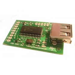 HobbyTronics USB Host Controller Board