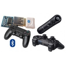 PS3 and PS4 Dualshock Controller (Bluetooth) - USB Host