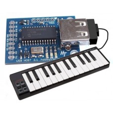 USB Host - MIDI device software