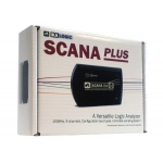 ScanaPLUS: 9-Channels, 100MHz Logic Analyzer
