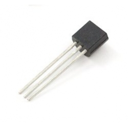 Maxim One Wire Digital Temperature Sensor - DS18B20