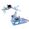 MeArm Robot Arm Kit - Nuka Cola Blue