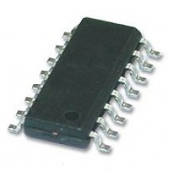 NXP 74HC4050 Hex Non-Inverting Buffer (SOIC)