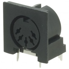 5 Pin DIN PCB Socket