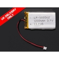 Lithium Polymer Ion Battery (Lipo) - 1200mAh